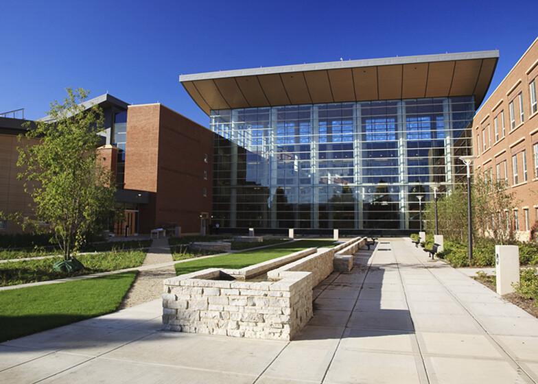 Business Instructional Facility University Of Illinois At