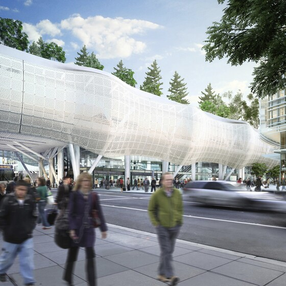 Salesforce Transit Center slider image