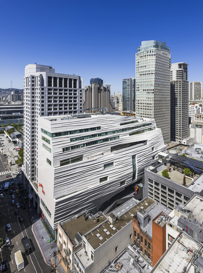 San Francisco Museum of Modern Art Expansion and Renovation slider image