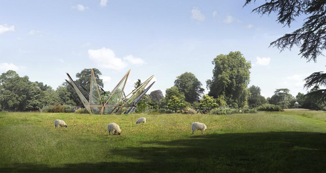 Woolbeding Glasshouse slider image
