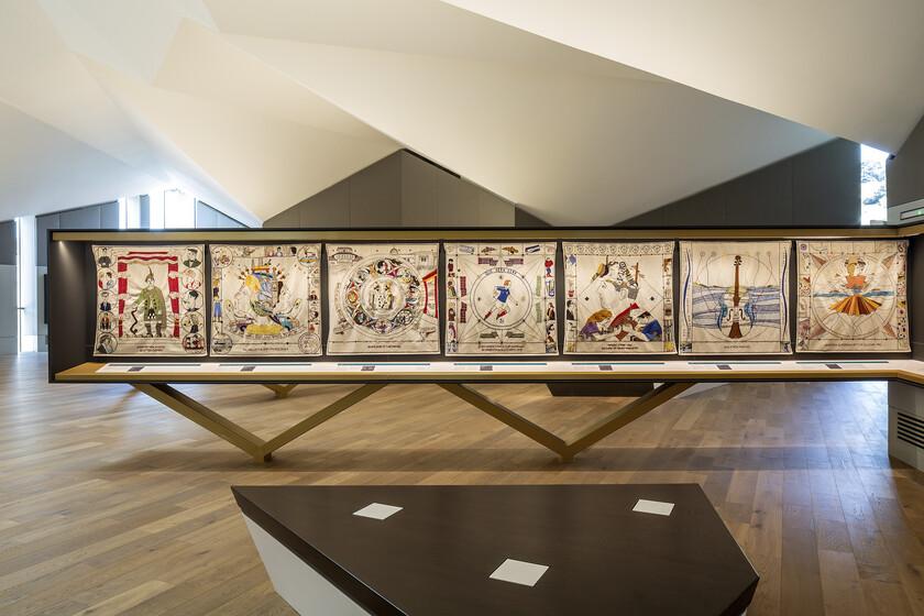 Great Tapestry of Scotland slider image