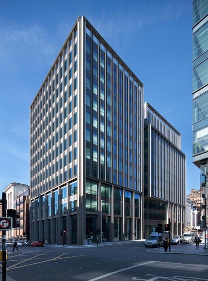 One West Regent Street slider image
