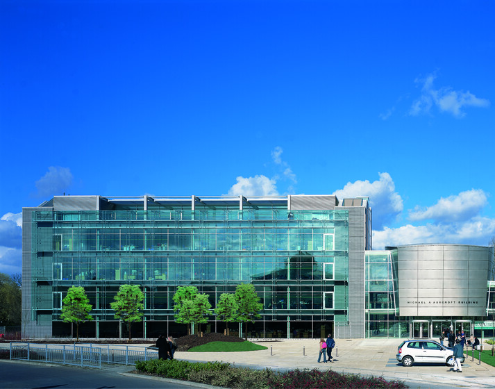 Michael Ashcroft Business School slider image