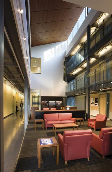 Gary C. Comer Geochemistry Building, Columbia University slider image