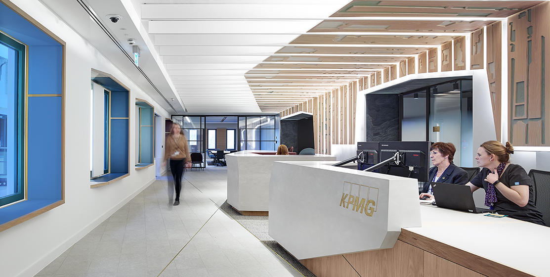 Kpmg Edinburgh Atelier Ten