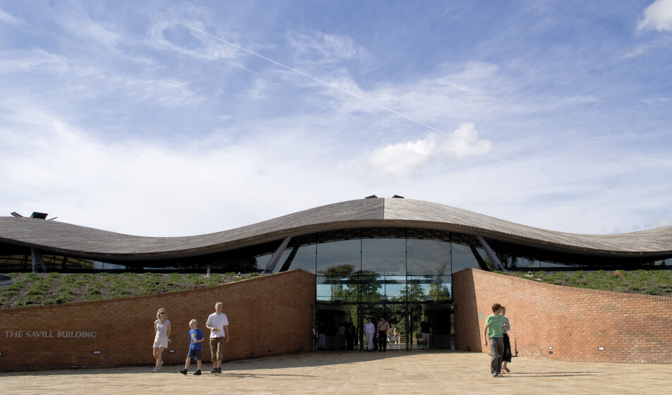 The Savill Building, Windsor Great Park slider image