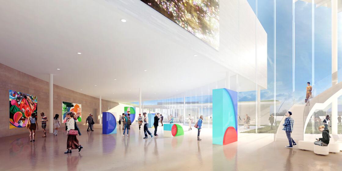 Sydney Modern Project slider image