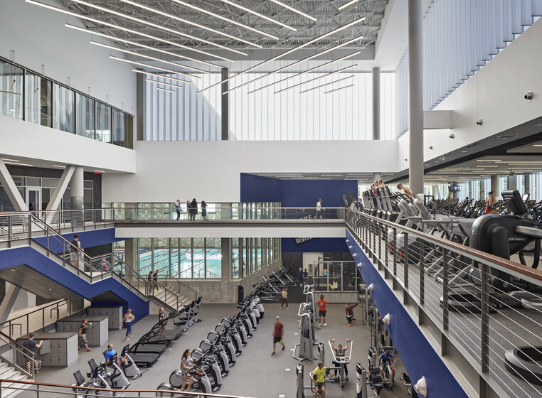 University of Connecticut Recreational Center slider image