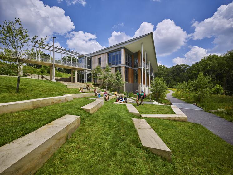 Frick Environmental Center slider image