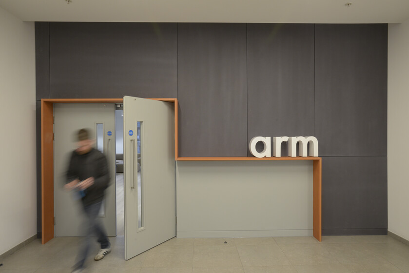 ARM Glasgow slider image