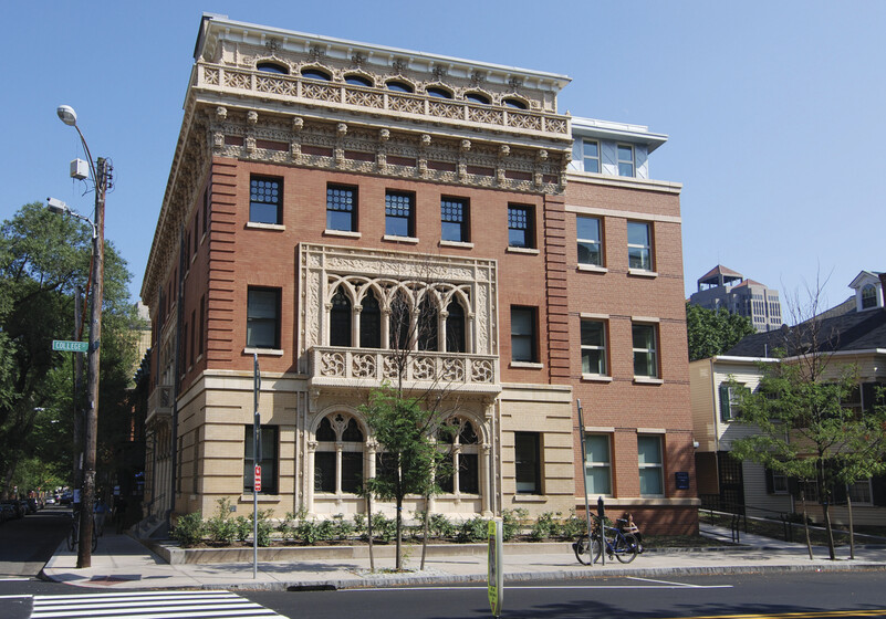 Stoeckel Hall, Yale University slider image