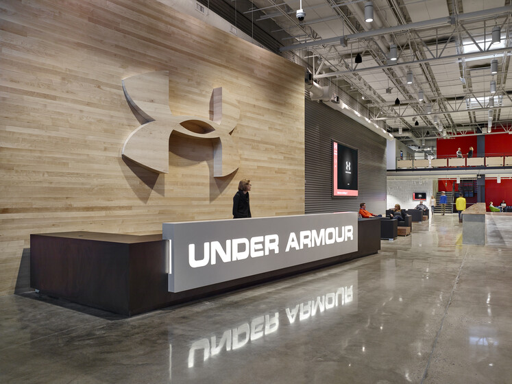 Under Armour Building 37 slider image