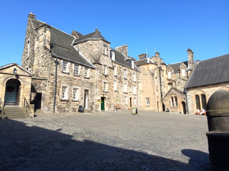 Stirling Castle slider image