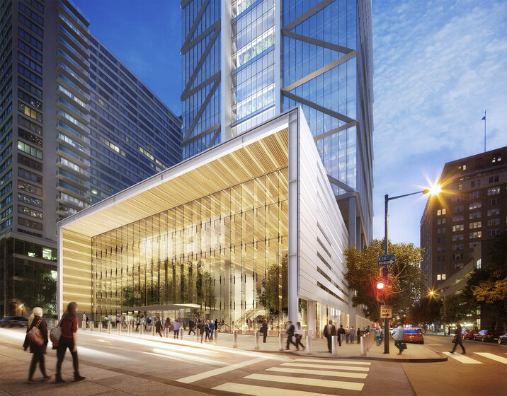 Comcast Innovation and Technology Center slider image