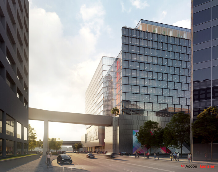 Adobe North Tower slider image