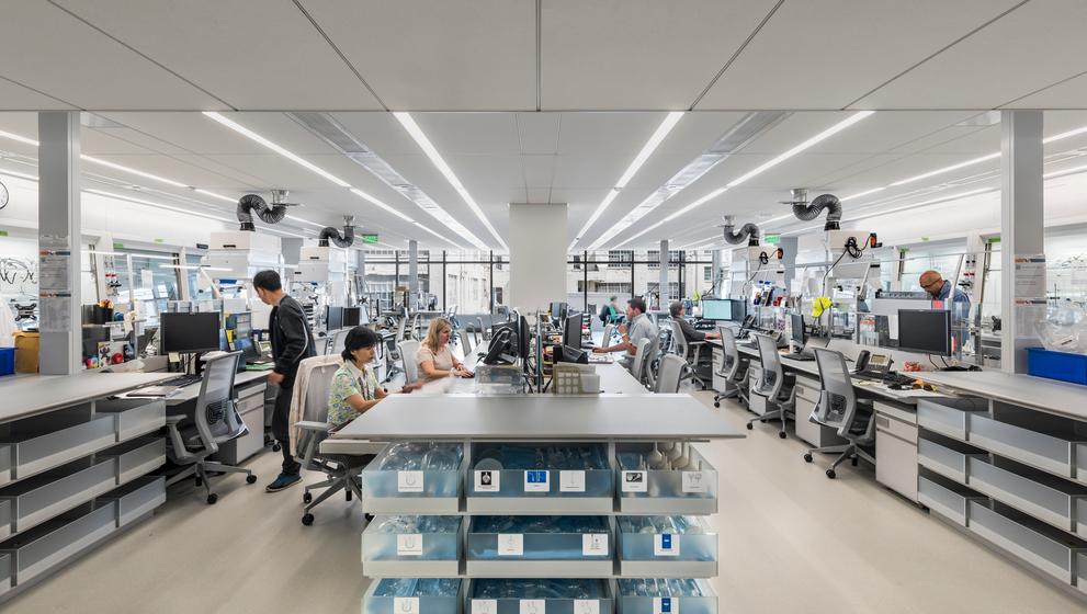 Novartis Institutes for BioMedical Research slider image