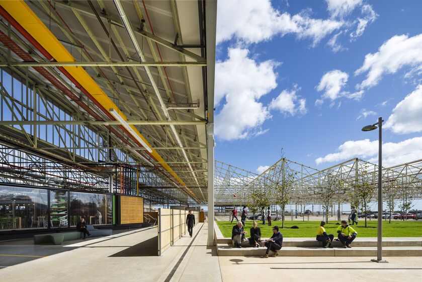 Tonsley Park Main Assembly Building slider image