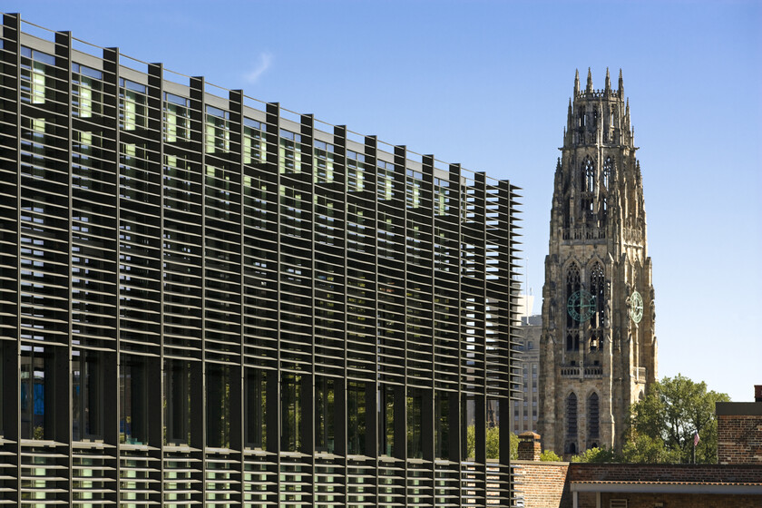 Sculpture Building and Gallery, Yale University slider image