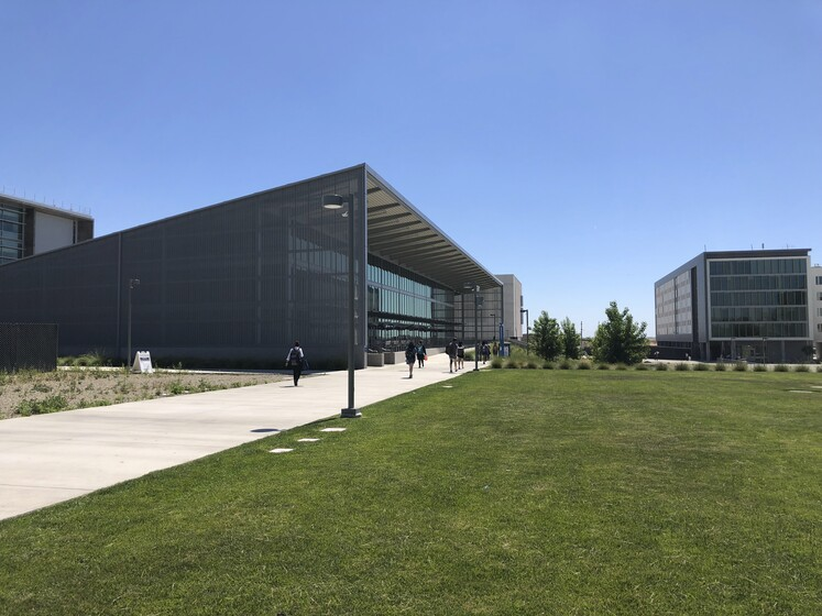 UC Merced The Pavilion at Little Lake slider image