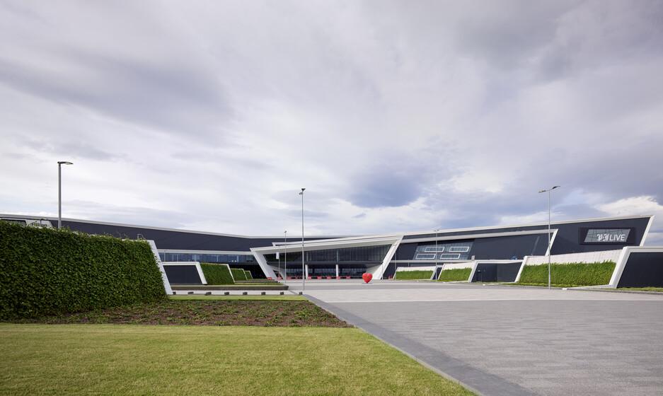The Event Complex Aberdeen (TECA)/P&J Live slider image