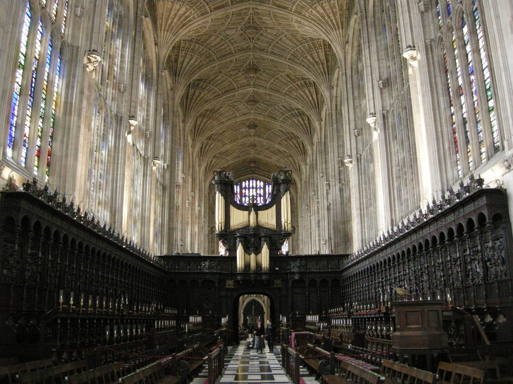 King's College Chapel slider image