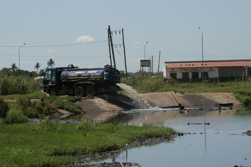 WaterAid in Mozambique