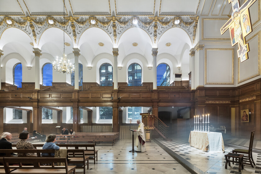 St Andrew Holborn slider image