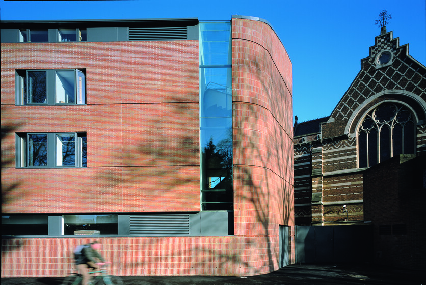 Sloane Robinson Building, Keble College slider image