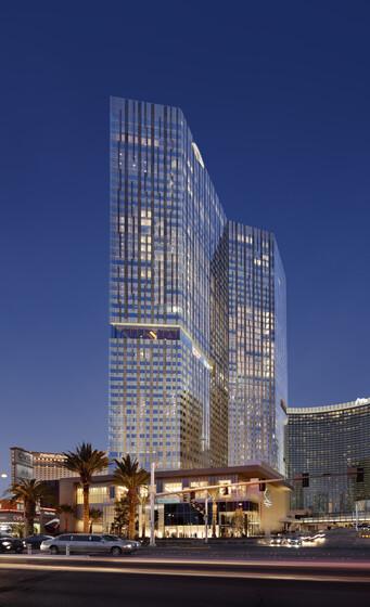 Mandarin Oriental Hotel, MGM CityCenter slider image