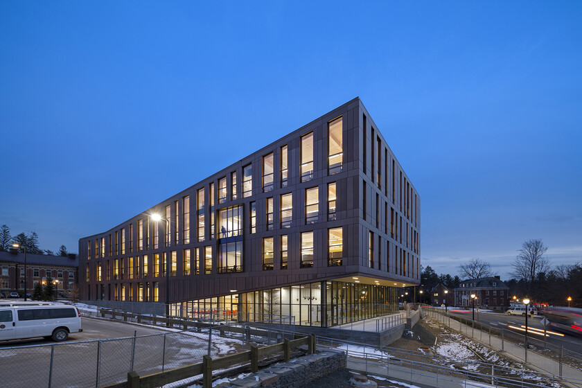 Design Building, University of Massachusetts Amherst slider image