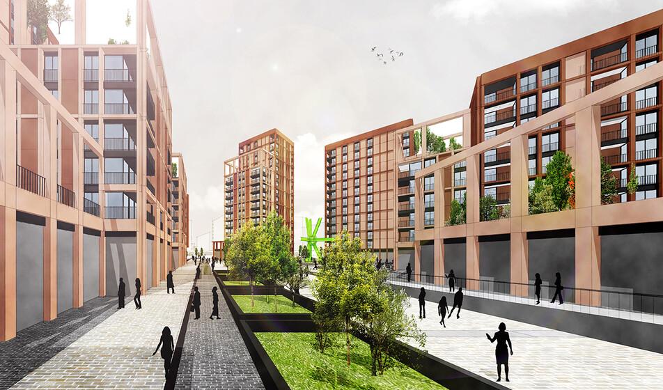 Get Living Glasgow slider image