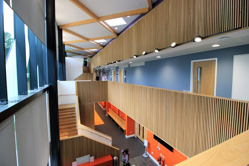 University of Stirling INTO Academic Centre slider image