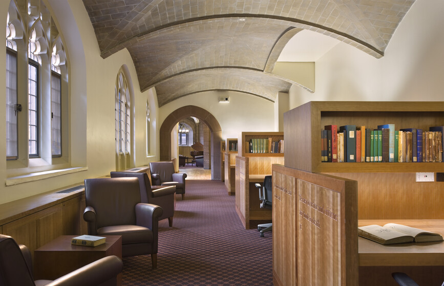 Jonathan Edwards College, Yale University slider image