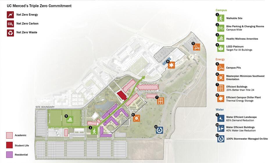 2020 Project, University of California Merced slider image