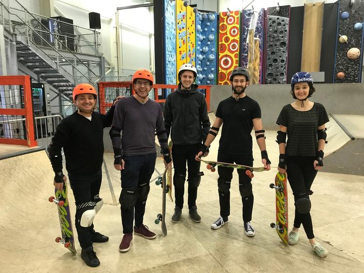 skate experience