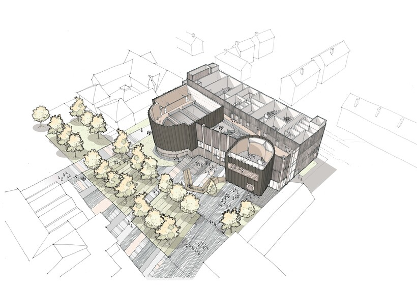 York St John Creative Centre