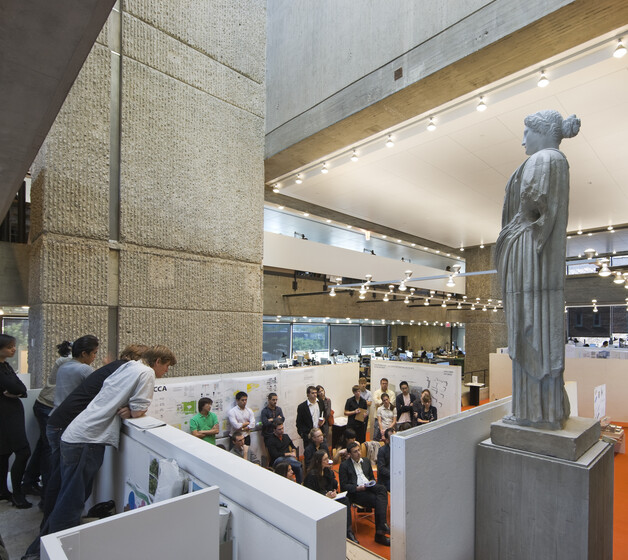 Arts Complex, Yale University slider image