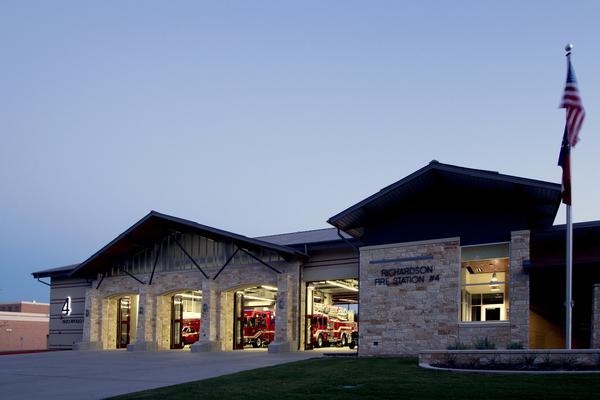 Richardson Fire Station No. 4