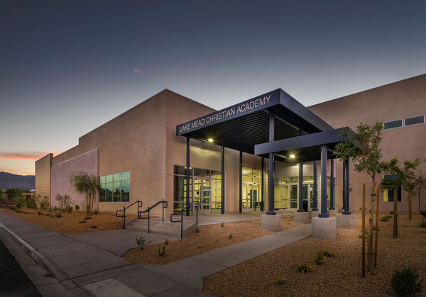 Lake Mead Christian Academy Addition