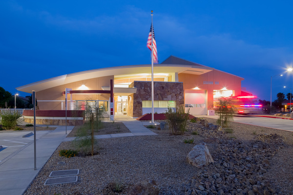 Las Vegas Fire Station 108