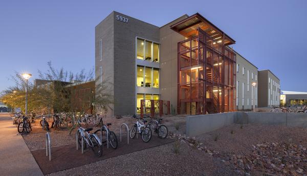 Century Hall Student Housing