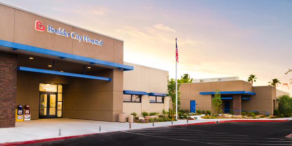 Boulder City Hospital Addition and Renovation