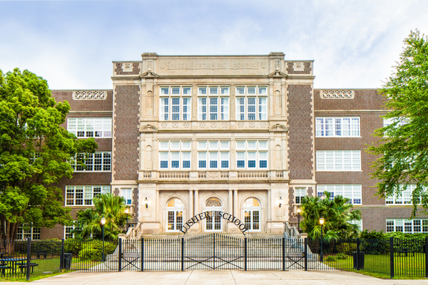 Lusher High School Refurbishment
