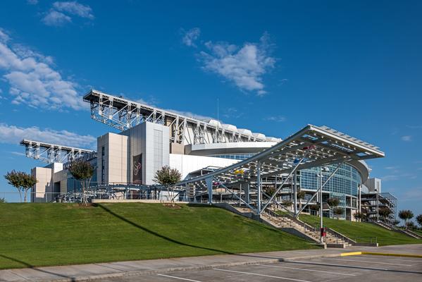 NRG Stadium Photovoltaic Solar Array, Phase II