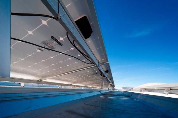 Solar Installation at Multiple Costco Wholesale Locations