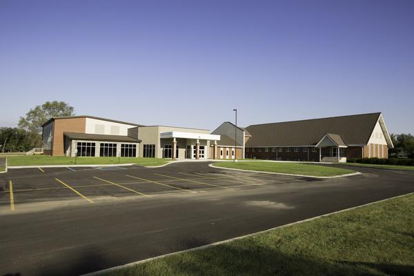 Bethel Church Auditorium Addition