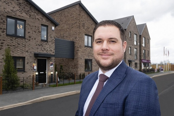 Avant Homes Central appoints Chris Clingo in regional development director role