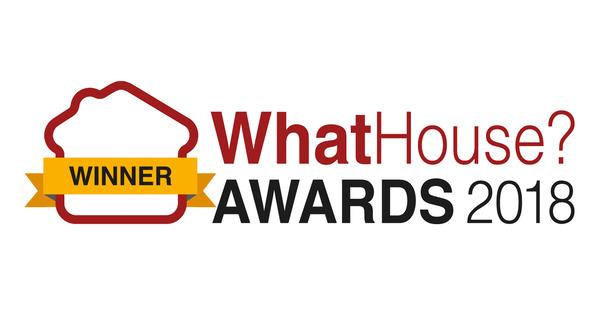 Avant Homes What House Award Winner