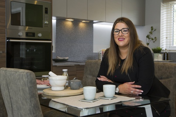 Dawn Bennett, head of sales for Avant Homes Central