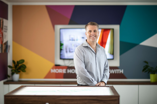 Group director of marketing technologies Mark Pearson